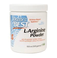 Doctor's Best L-arginine Powder