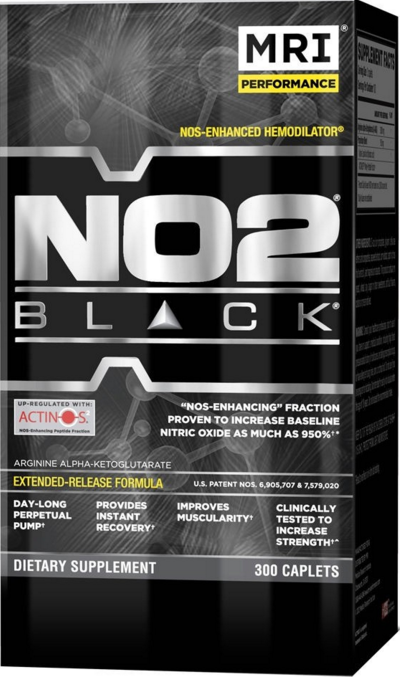 MRI NO2 Black Review