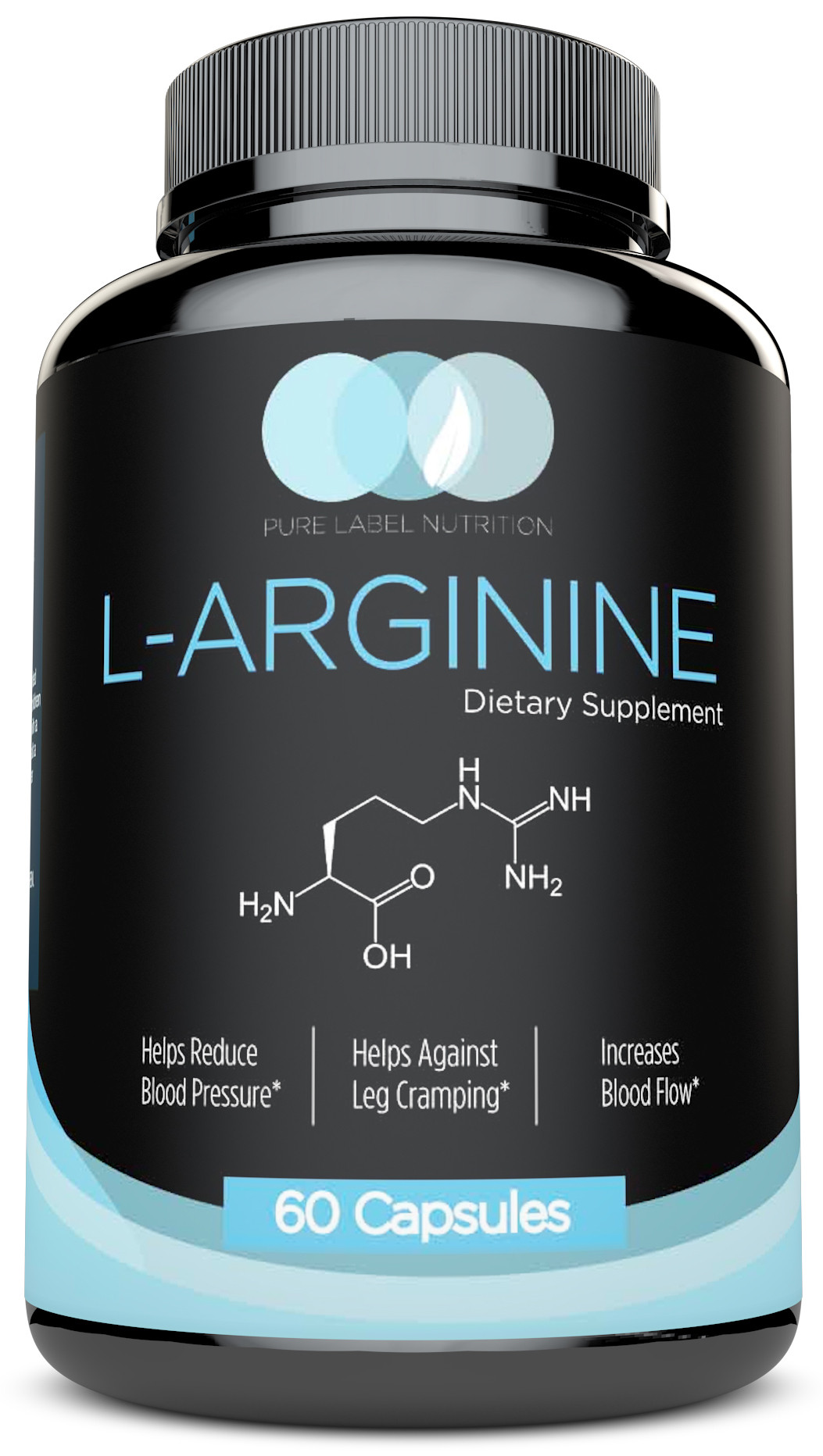 pure label nutrition l-arginine