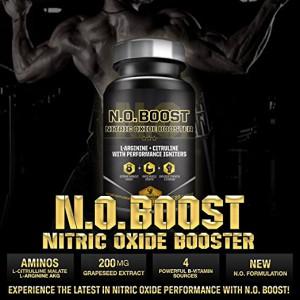 N.O. Boost Nitric Oxide Booster