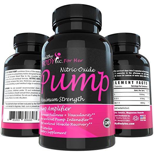 Nitric Oxide Pump for Her