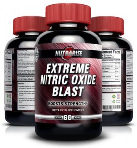 extreme nitric oxide blast