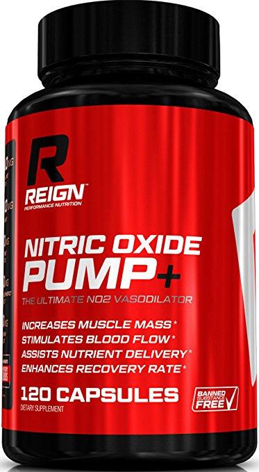 Nitric Oxide Pump+
