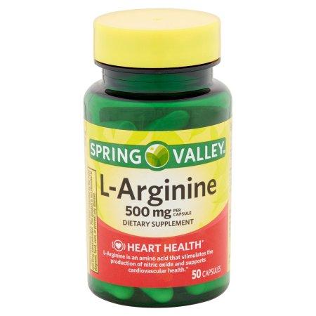 Spring Valley L-Arginine