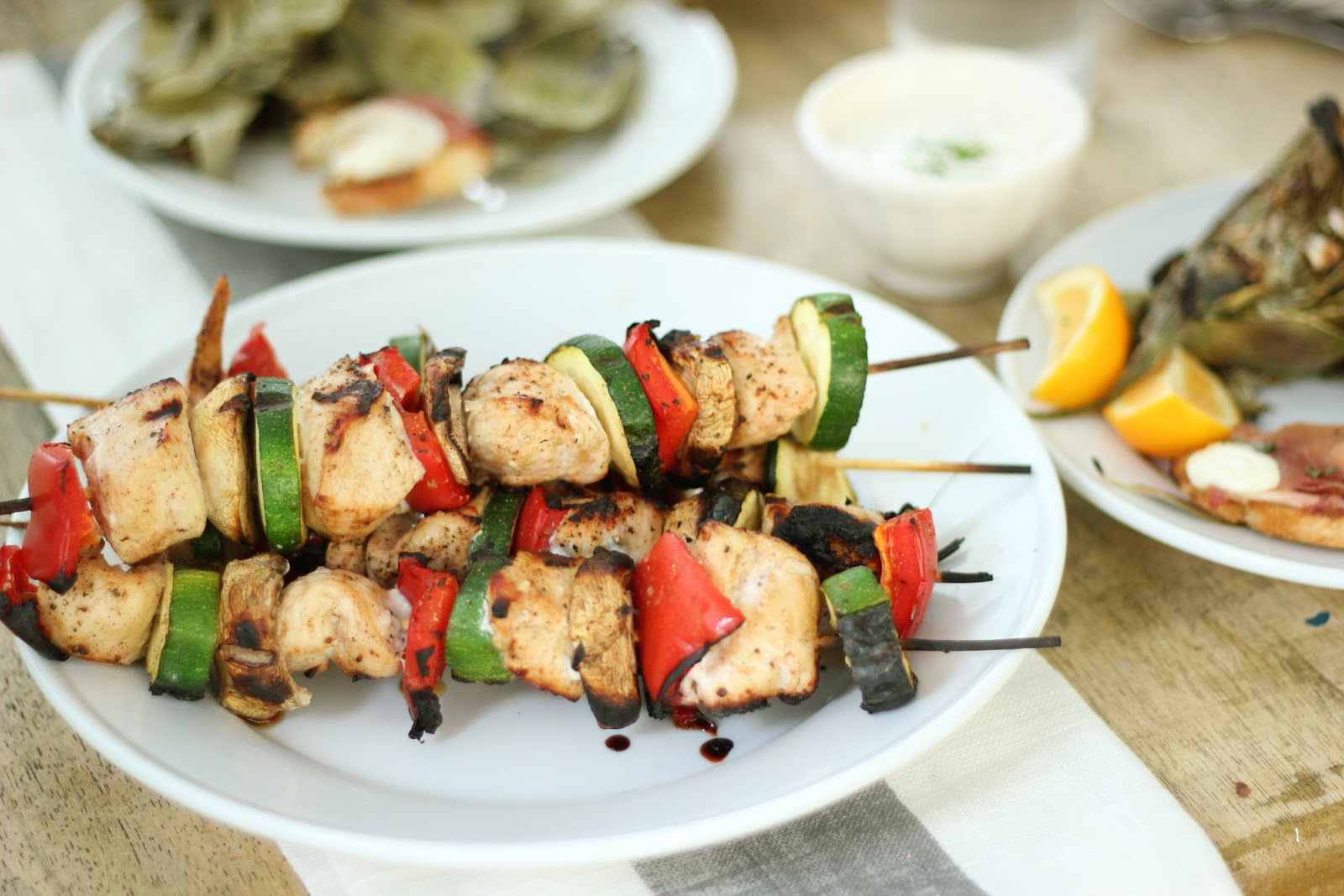 Grill Up Some Healthy Summer Meals
