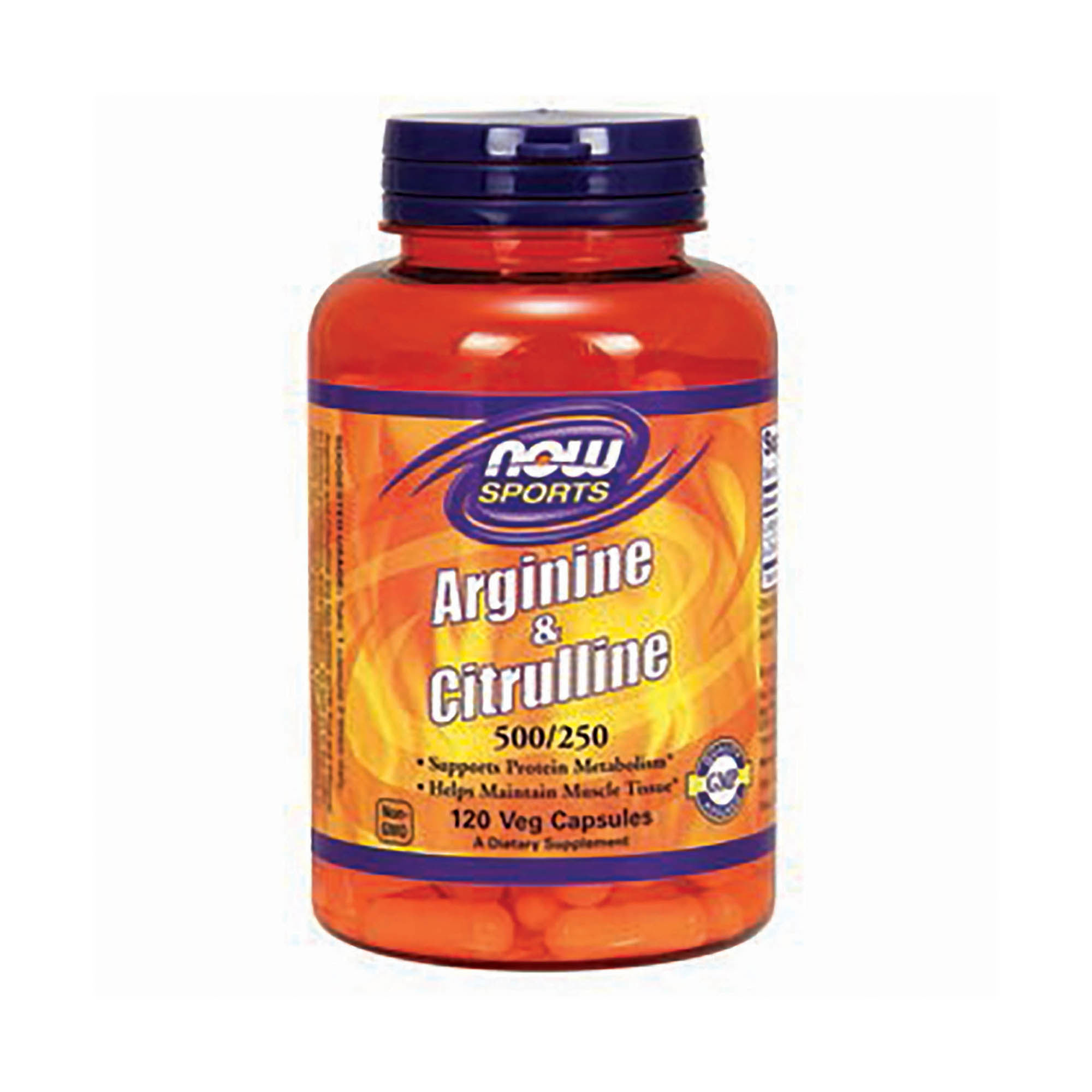 Now Sports Arginine and Citrulline